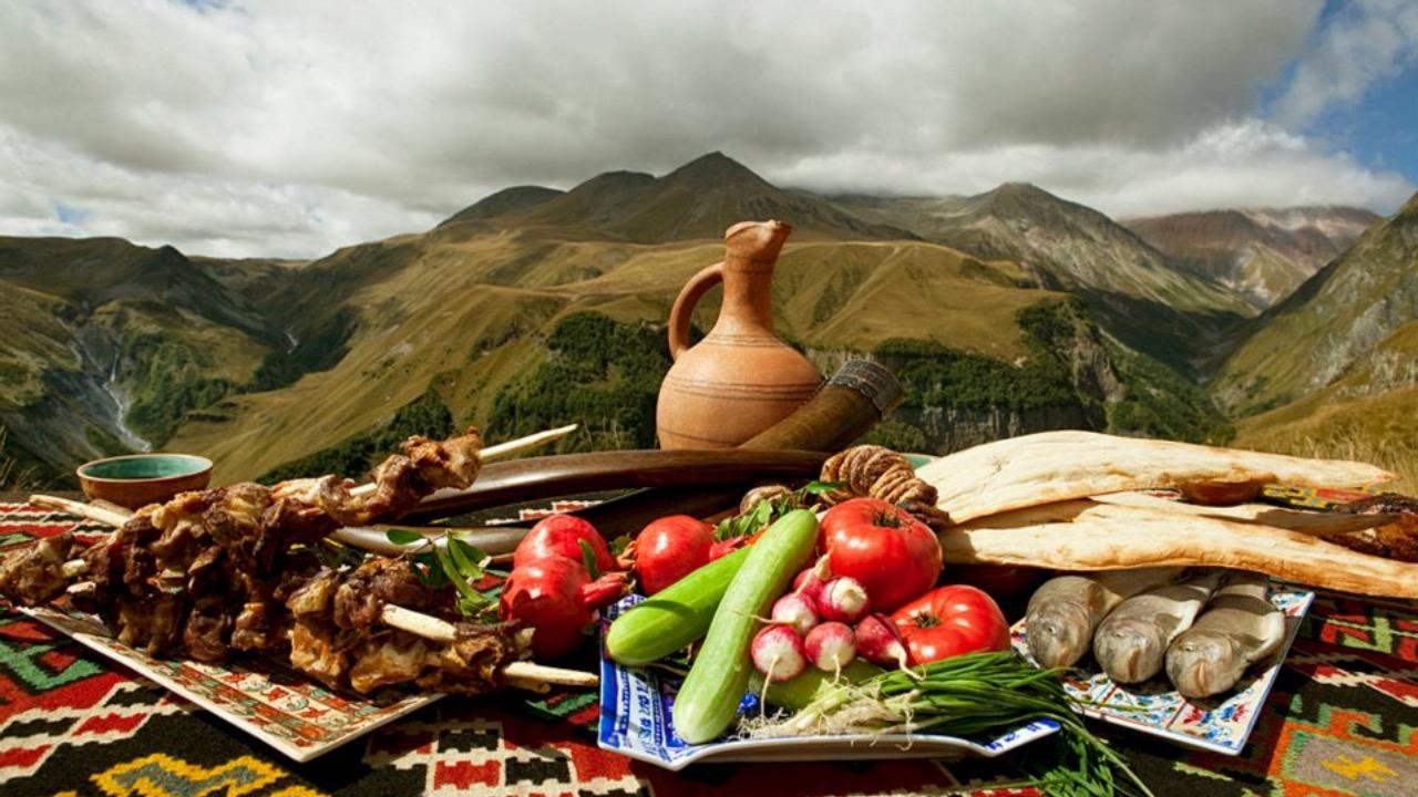 Гастрономический тур:Вкусная Армения 4 дня